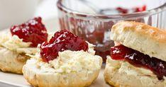 Sour cream scones   OverSixty