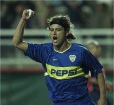 Ezequiel Gonzalez.Campeón con Boca Juniors en Copa Libertadores de América 2003.