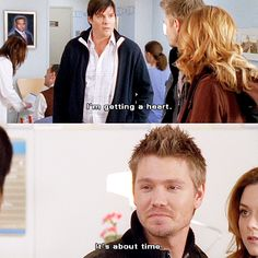 I use to really like this moment but not as much anymore because of Dan in season 9 and how he saved Nathan, and what he said about Keith.