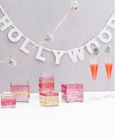 5 Hollywood–Inspired Party Themes