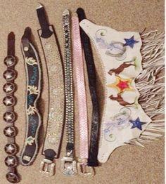 Gorgeous Vintage Turquoise belt buckle + more Lot