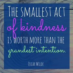 Random Acts of Kindness Ideas 1-20 {100 Days of Kindness}