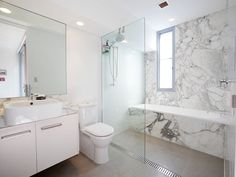 Like the layout and the glass wet room