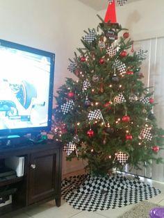 Car Christmas Tree Topper.9 Best Formula One Racing Christmas Tree Images Christmas