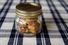 かぼちゃの甘みが詰まった、秋のスコーン | NEXTWEEKEND Mason Jars, Mason Jar, Glass Jars, Jars