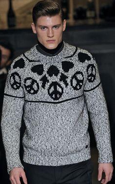Moschino FW 13/14 - Milan Men's Fashion Week