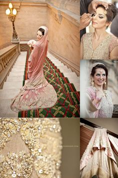 "#Desi #Pakistan-i Bride "" For order and price, of Trousseau please message or email at clothing.dahlia@gmail.com """