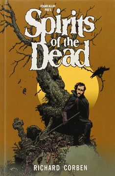 This is the complete collection of Edgar Allan Poe classics adapted by master horror comics artist and Eisner Hall of Fame inductee Richard Corben.Collects all DHP stories, The Conqueror Worm, The Fall of the House of Usher Edgar Allan Poe, Comic Book Artists, Comic Artist, Comic Books, The Conqueror Worm, Spirits Of The Dead, Book Review Blogs, Best Horrors, Horror Comics