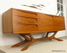 Credenza Per Hume : 184 best mid century images little birds art