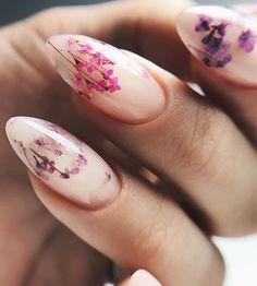 Fabulous Nails, Perfect Nails, Gorgeous Nails, Stylish Nails, Trendy Nails, Nail Manicure, Gel Nails, Nail Art Fleur, Pastel Pink Nails