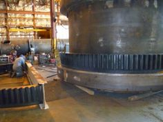 Anode Furnace Fabrication
