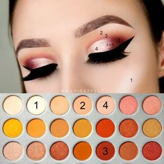 Jaclyn Pallette Trend Eye Makeup (34)