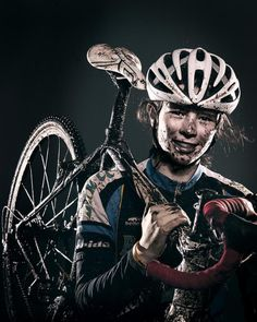 Mud & glory. Cyclocross...Man, I want to do this!!!