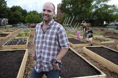 Austin resident Seamus Ford is part of a growing backyard chicken movement. His urban farm is equipped with vegetable gardens and hens or chickens clucking away in the background. The self described urban environmentalist turned his backyard into a mini-farm to reduce his carbon footprint, but also to help others improve their food production IQ.