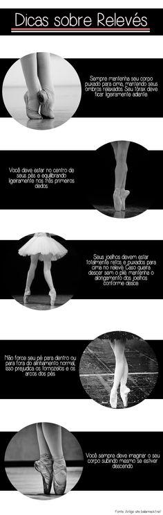 Dicas de ballet, Bailarinas, Dicas, Ballet, Dança, Dicas de Dança.
