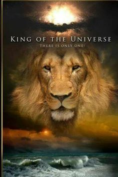 King Of The Universe. There is only one !! JESUS CHRIST