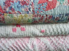 quilts and chenille