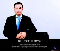 Portrait of Every Best Boss in the World (by Brooks/Adhocracy)