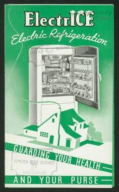 Electrice fridges. We still have one that works!