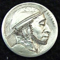Leroy Two Hawks - First Nickel Carving Hawks, Coins, Carving, Personalized Items, Peregrine, Rooms, Wood Carvings, Sculptures, Printmaking