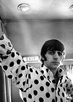 Nice shirt, Ringo...