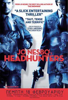 """Κινηματο-γράφω: Προβολή ταινίας """" Κυνηγοί Κεφαλών """" από τη Νέα Κινηματογραφική Λέσχη Καλαμάτας"""