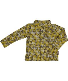 Baba Babywear cool retro shirt with urban print. baba-babywear.en.emilea.be