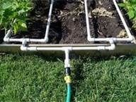 Liked on Pinterest: Smart garden watering with pvc pipes - Bing Images