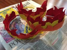 Girl on Fire Headband - Hunger Games craft