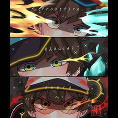 Galaxy Movie, Anime Galaxy, Boboiboy Galaxy, Boboiboy Anime, Anime Kiss, Anime Art, My Childhood Friend, I Wallpaper, My Idol