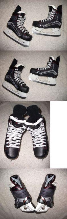 Ice Hockey-Youth 26342: Brand New W O Box Bauer Vapor X 400 Ice Hockey Skates, Size 3 Ee,4 Shoe,Perfect -> BUY IT NOW ONLY: $99.99 on eBay!