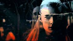 Thranduil // Sleeping alone  at 1:24 i personally always thought Thranduil saw the queen when he looked at legolas in that scene, well done cross-over.