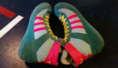 Rare Adidas 88 Teal combat speed wrestling shoes | eBay