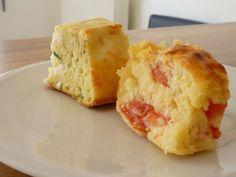Cake salé et léger (sans beurre ni huile) - La Cuisine de Morgane