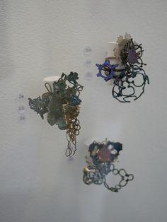 Glasgow School of Art - Jewellery and Silversmithing Degree Show 2013 - MAIRI COLLINS-UK
