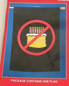 American Greetings, Garden Flags, Amazon, Birthday, Cake, Black, Amazons, Birthdays, Riding Habit