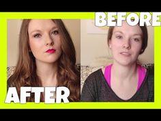 Makeover Day! #makeup #girls #lady #truebeauty #beauty #eyeliner #mascara #foundation #lipstick #YouTube #makeover #alastingbeauty #beauty