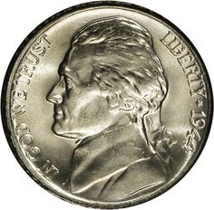 US Coin Grading: How To Grade Jefferson Nickels - Photograde Grade Comparison Pictures