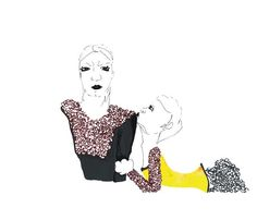 #presentation#mini #collection#bulldog#ispiration#makeup#man#woman