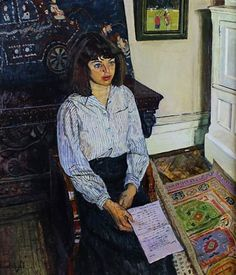 The Letter - Carel Weight (1908–1997)