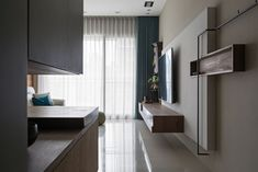 Japanese living in Taiwan by HOZO interior design 21