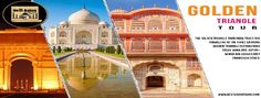 #Golden_Triangle_Tour_6_Days experience the perfect travel which covers the beautiful cities of India.
