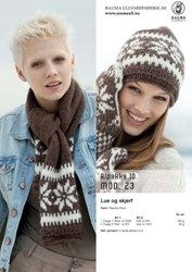 Alpakka 10-23 Lue og skjerf. Winter Hats, Crochet Hats, Knitting, Fashion, Threading, Moda, Tricot, La Mode, Breien