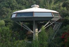 John Lautner - Chemosphere, 1960, Los Angeles, as seen in the movie Body Double