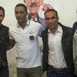 #بالصور- #أحمد فتحي وسيد عبد الحفيظ مع محمد رمضان في مسرحيته - جريدة الحياة المصرية