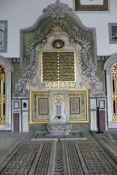 Экскурсии в Стамбуле. Дворец Топкапь, Исмаил Мюфтюоглу www.russkiygidvstambule.com