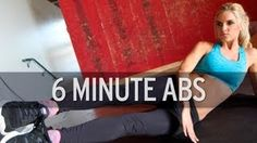 6 minute abs - YouTube