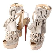 48bb79e418e 188 Best Christian Louboutin images | Ankle boots, Bootie boots ...
