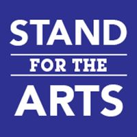 Join me as I STAND FOR THE ARTS: The National Endowment for the Arts is at risk of being eliminated. As arts lovers and advocates, we must all stand in support of public arts funding.
