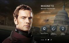 Magneto - Michael Fassbander